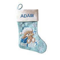 Baby Christmas Stocking - Boy incl Delivery
