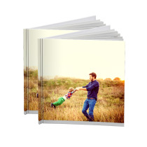 2 Identical 100 Page Hardcover 30cm x 30cm Photobook incl Delivery
