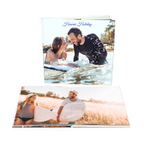 60pg 8x8inch (20x20cm) Pro Hardcover Lay-Flat incl Delivery