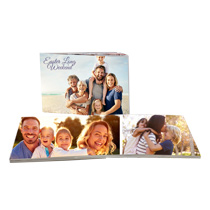 20pg 8x11inch (20x28cm) Pro Softcover Lay-Flat incl Delivery